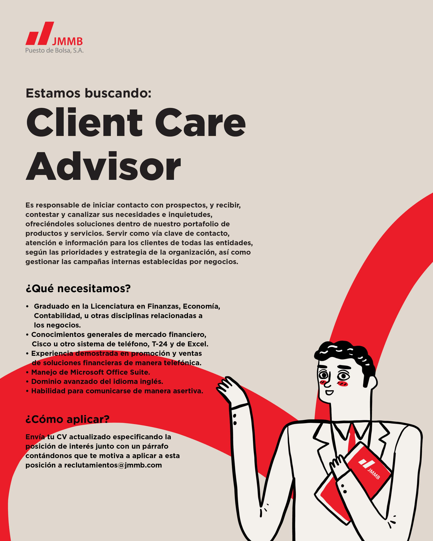 Client Care Advisor