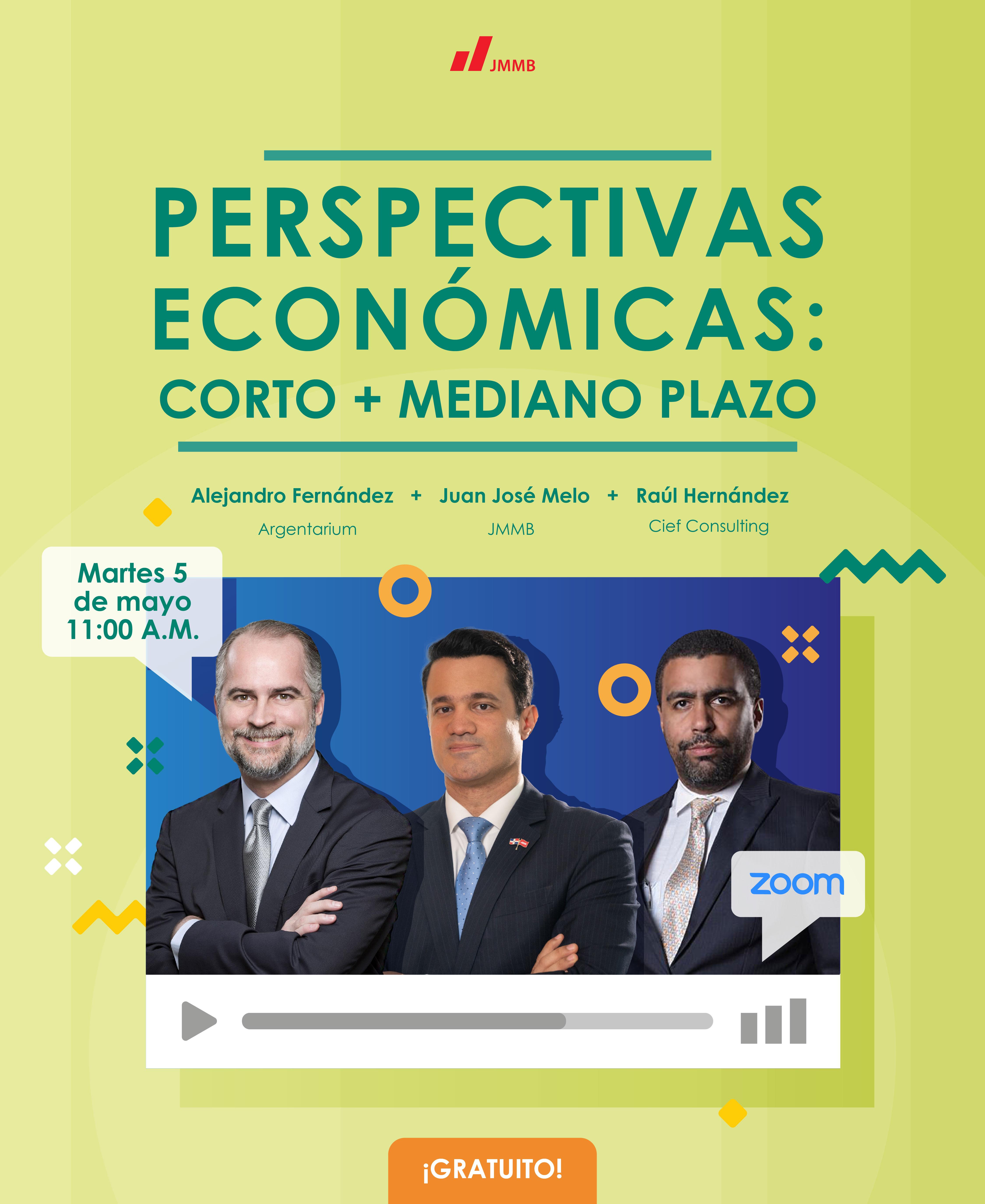 webinar perspectivas económicas